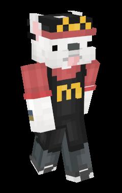 Minecraft haut McTrah