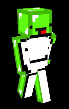 Minecraft haut SkeppyOwO