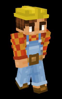 Minecraft haut DeCrazyGamer