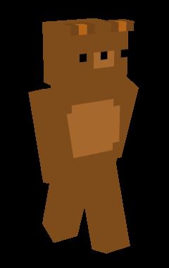 Minecraft haut Hukae